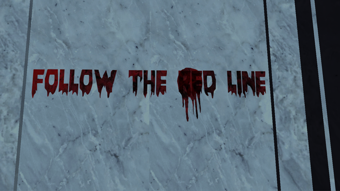 Follow the Red Line